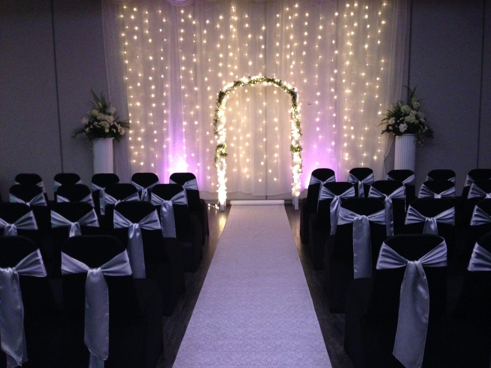 Dc Centre Indoor Wedding Ceremony