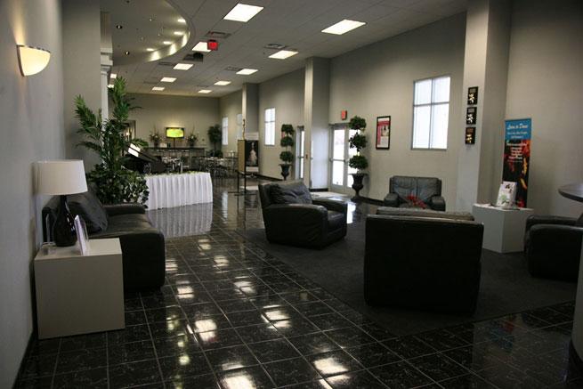 DC Centre Lobby