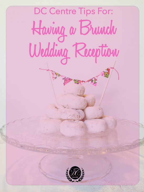 Tips for Having a Brunch Wedding