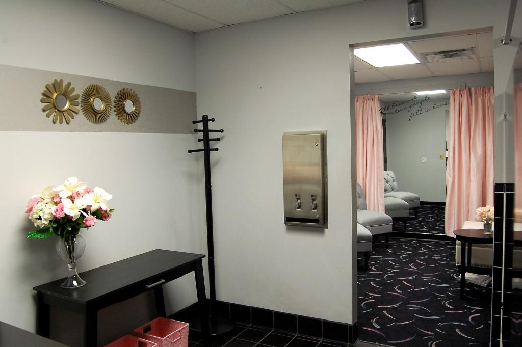 DC Centre Bridal Suite