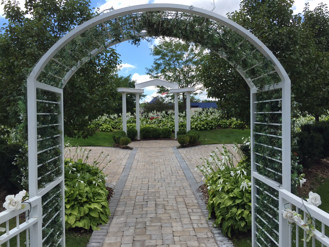 DC Centre Wedding & Event Garden