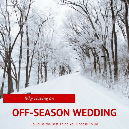 Off-Season and Winter Weddings