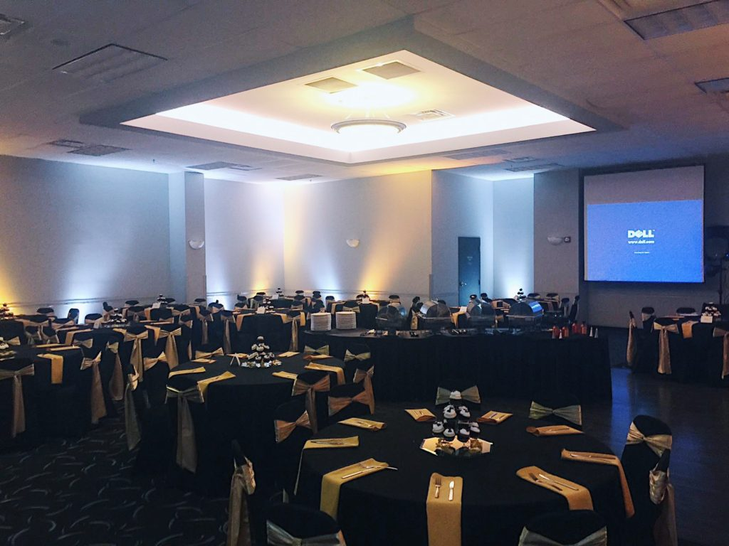 DC Centre is the perfect place to hold your non-profit fundraiser or banquet.
